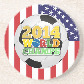 2014 World Champs Ball - USA Coaster