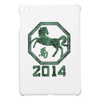 2014 Year of the Horse in Chinese Astrology iPad Mini Cases