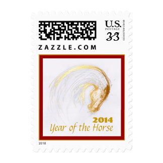 2014 Year of The Horse - Postage