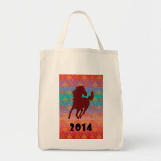 2014 - Year of the Horse Tote Bag