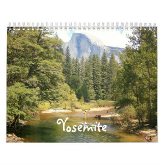 2014 Yosemite National Park Calendar