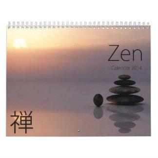 2014 Zen Calendar