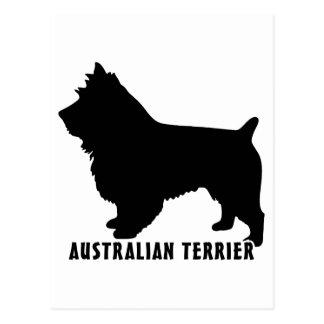 2015042007 Australian Terrier (Animales) Postcard