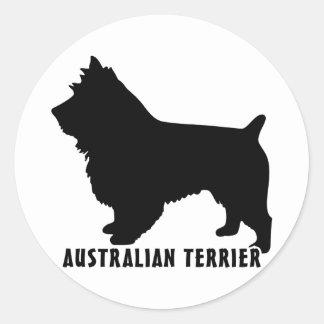 2015042007 Australian Terrier (Animales) Stickers