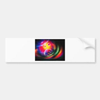 20150424-Time Tunnel 9.jpg Bumper Sticker