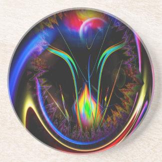 20150608-Fertile flor del arco iris de la Posavaso Para Bebida