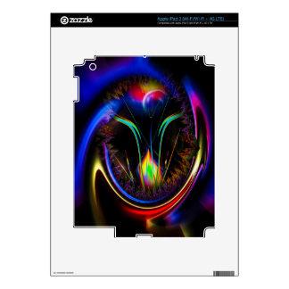 20150608-Fertile imagination 8 Rainbow Flower iPad 3 Skins