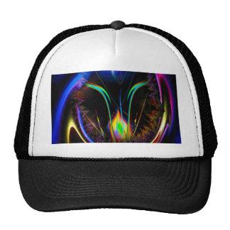 20150608-Fertile imagination 8 Rainbow Flower Trucker Hat