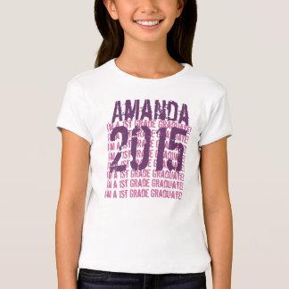 2015 1st Grade Graduate or ANY YEAR  Grade Gift 2 T-Shirt