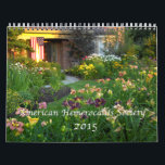 """2015 AHS Daylily Calendar<br><div class=""""desc"""">This 2015 AHS sponsored daylily calendar will be just the ticket to get you wanting more daylilies.  Who can have too many daylilies?  These daylilies will bloom all year long!  Get your copy today.</div>"""