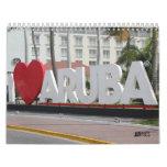 2015 Aruba Calendar