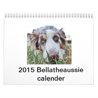 2015 Bellatheaussie Calender Calendars