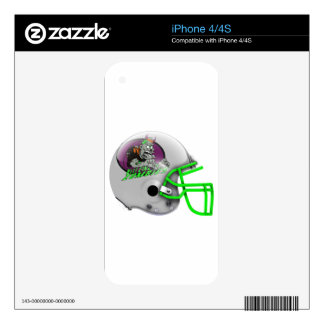 2015 Blitzing Zombies Week 1 Skin For The iPhone 4
