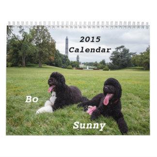 2015 Bo and Sunny Calendar