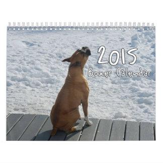 2015 Boxer Calendar