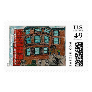 2015 Brownstone Agency, Inc. US Postage Stamp Coll