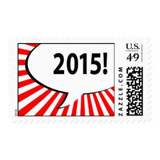 ¡2015! burbuja cómica envio