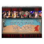 2015 Calendar Echo Into the Woods
