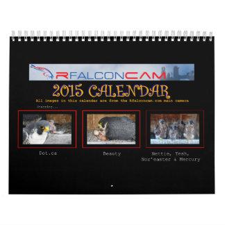 2015 Calendar - Main Cam Collages