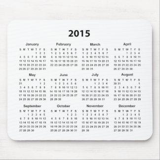 2015 Calendar Mouse Mat
