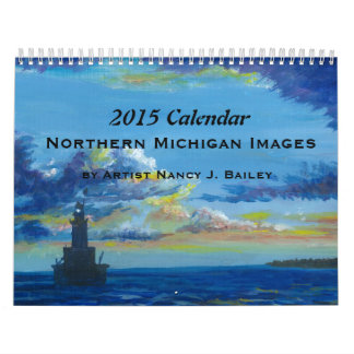 2015 Calendar - Northern Michigan Images