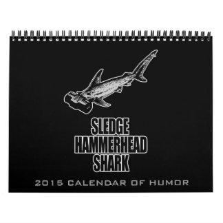 2015 Calendar of Humor