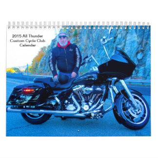 2015 Calendar Phil's Ride