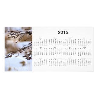 2015 Calendar Photo Card