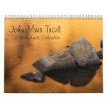 2015 calendario escénico - rastro de John Muir