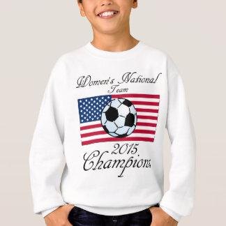 2015 campeones del mundial de las mujeres camisas