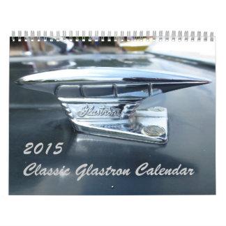 2015 CGOAMN Classic Glastron Calendar