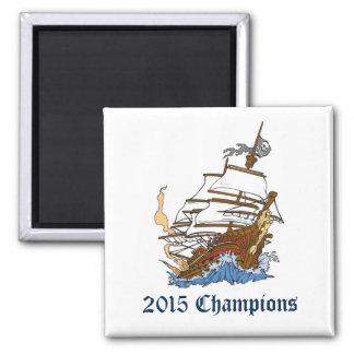 2015 Championship Magnet