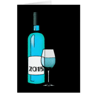 2015 cheers! greeting cards