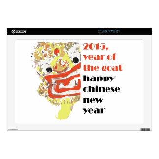 2015 Chinese new Goat year animal zodiac cycle Laptop Skins