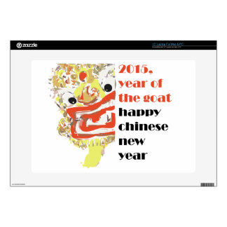 2015 Chinese new Goat year animal zodiac cycle Skin For Laptop