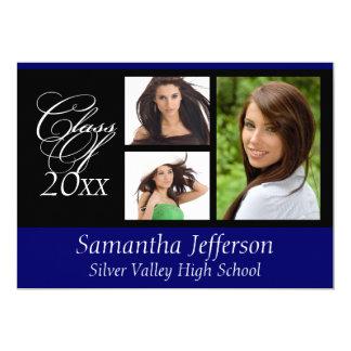 2015 Choose a Color Graduation Invitations