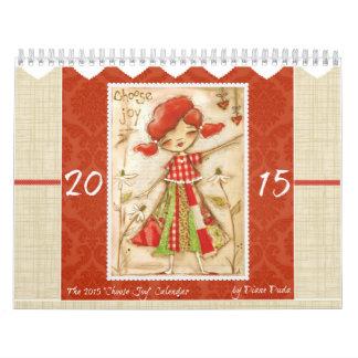 2015 Choose Joy Calendar by Diane Duda