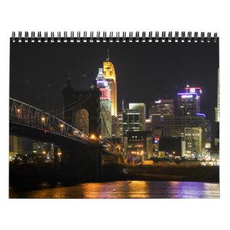 2015 Cincinnati Wall Calendar