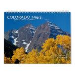 2015 Colorado 14ers Calendar