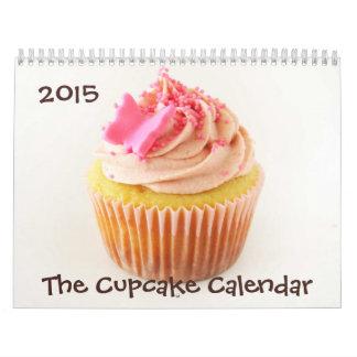 2015 Cupcake Calendar