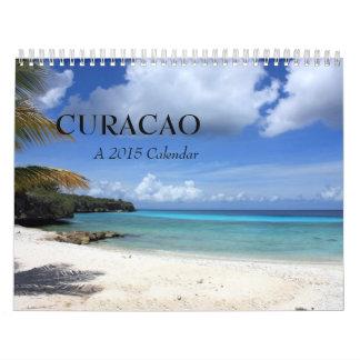 2015 Curacao Calendar