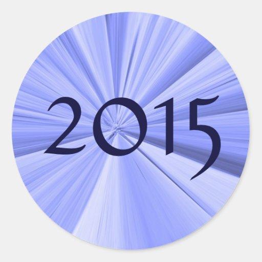 2015 Envelope Seal Stickers