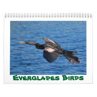 2015 Everglades Birds Calendar