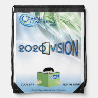 2015 Fall Conference Draw String Back Pack Drawstring Bag