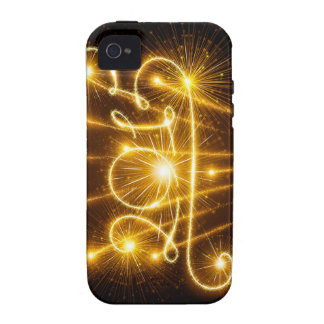 2015 fireworks Case-Mate iPhone 4 cover