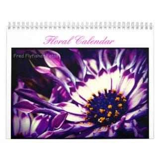 2015 floral calendario