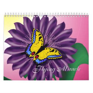 "2015 ""Flying Miracle"" Calendar"