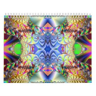 2015 Fractal Art Calendar C