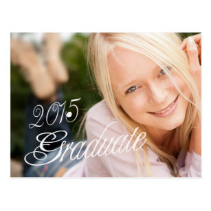Class Of 2015 Graduation Postcards Zazzle