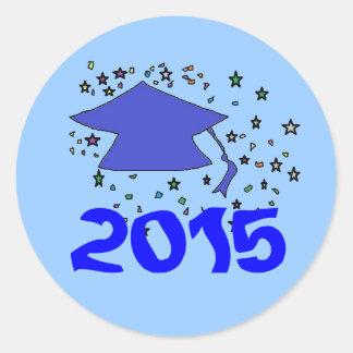 2015 Graduate stickers
